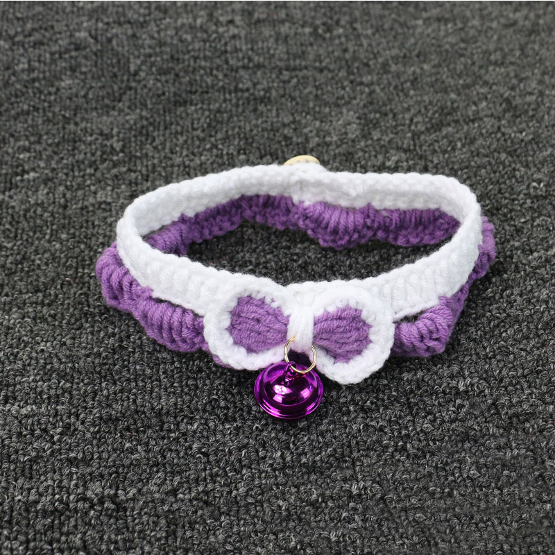 Handmade  Cat  Collar Bow for Pet