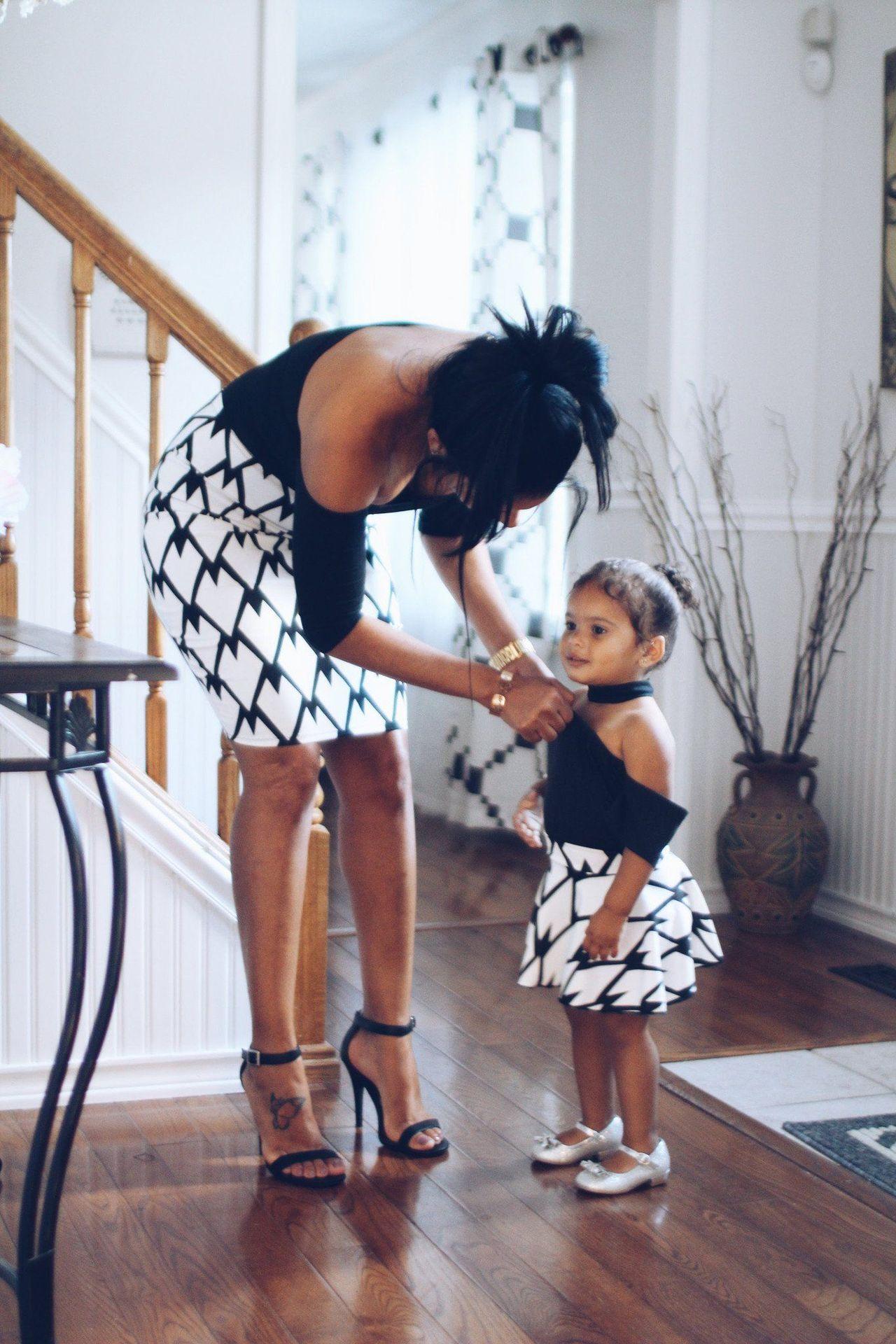 Skirt _ Mother Daughter Matchi