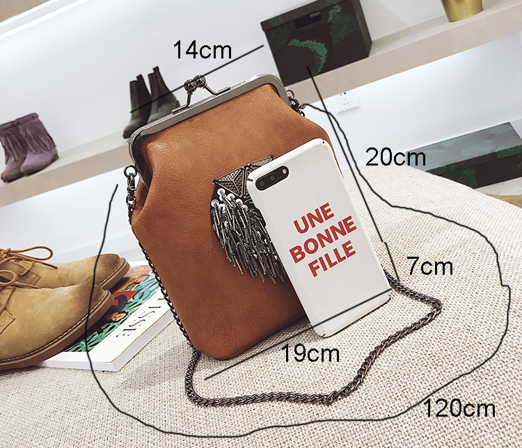 size women bag vintage kiss lock shoulder cross body bags (11)