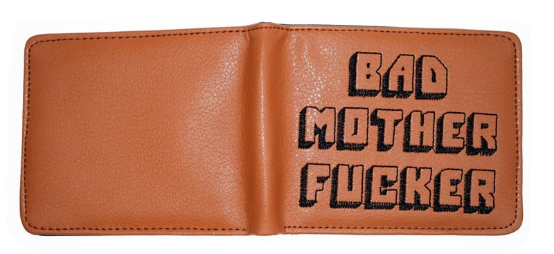 Pulp-Fiction-Jules-Wallet-with-zipper-Coin-Pocket-Bad-Mother-Letters-Boys-Wallet-Card-Holder-Vintage