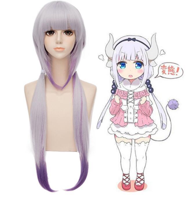 Miss Kobayashi's Dragon Maid cosplay costume 6