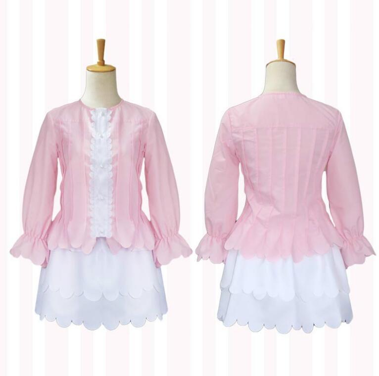 Miss Kobayashi's Dragon Maid cosplay costume 13