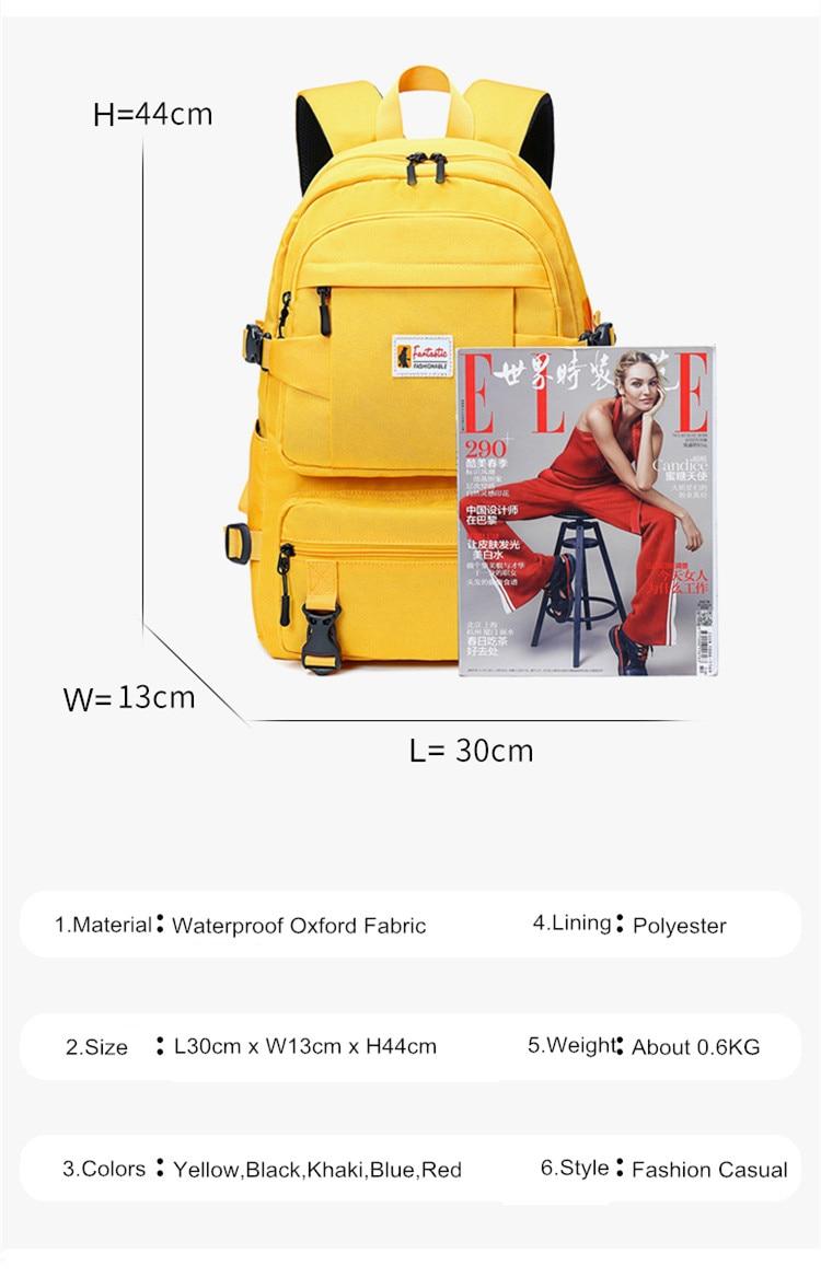yellow backpack (0)