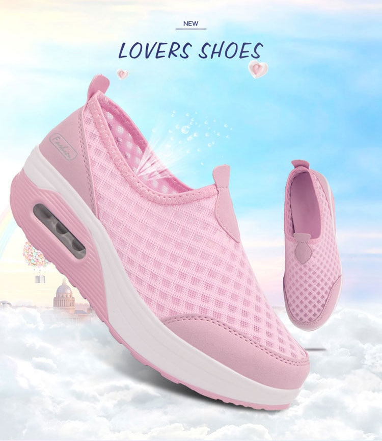 RS 442-2018 New Sneakers Shoes Woman-1