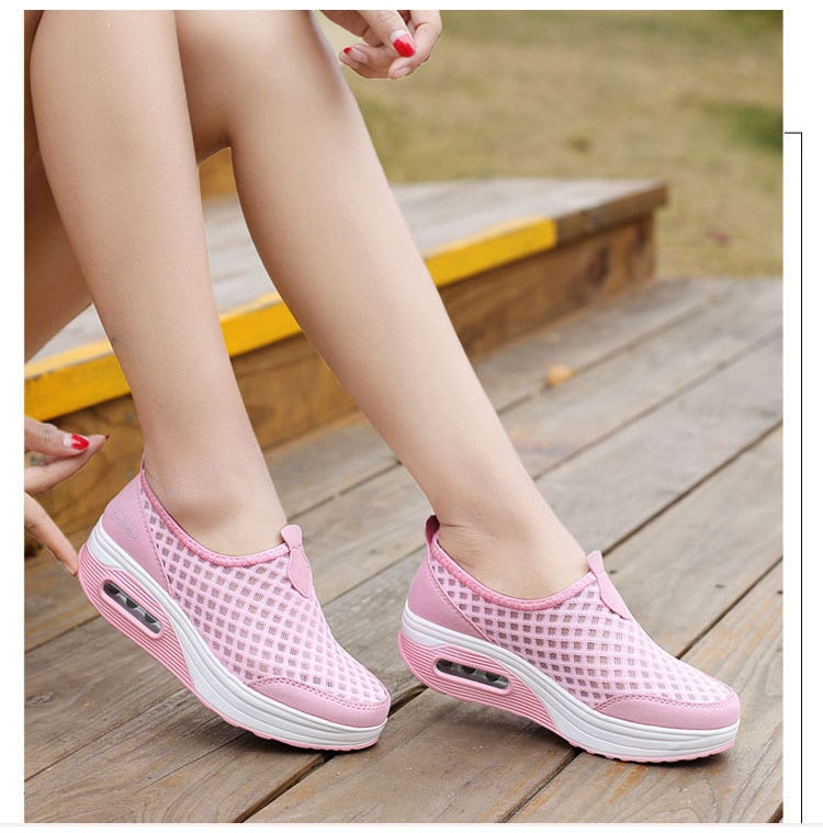 RS 442-2018 New Sneakers Shoes Woman-7