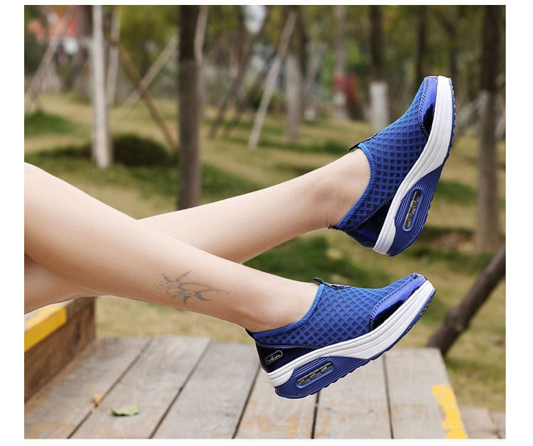 RS 442-2018 New Sneakers Shoes Woman-14