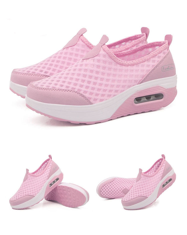 RS 442-2018 New Sneakers Shoes Woman-22