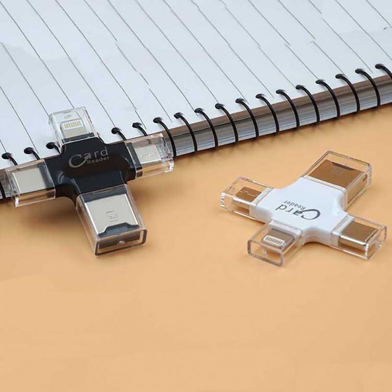 4-in-1-USB-Card-Reader-Micro-USB-OTG-TF-SD-Card-Reader-Phone-Flash-Drive