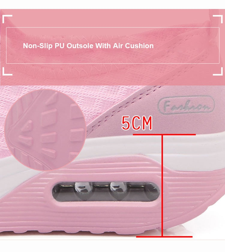 RS 442-2018 New Sneakers Shoes Woman-4