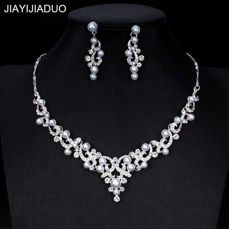 Jiayijiaduo-boda-joyer-a-conjunto-para-las-mujeres-dama-regalo-plata-joyer-a-Color-imitaci-n