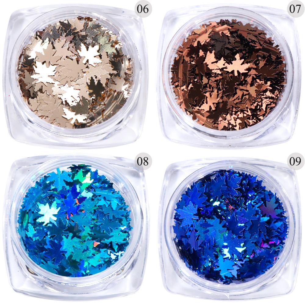 Holographic Paillette Nail Sequins