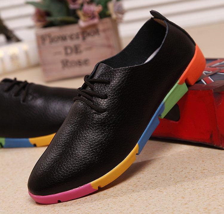 2019-new-breathable-genuine-leather-flats-shoes-woman-sneakers-tenis-feminino-nurse-peas-flats-shoes-plus-size-women-shoes-stq2
