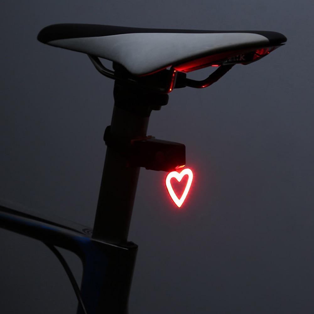 Zacro Multi Lighting Modes Bicycle Light USB Charge Led
