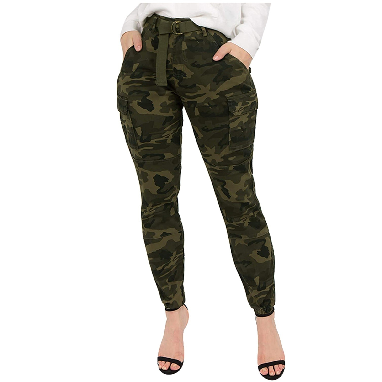 Womens Camouflaged leggings JOMOBabe Official Online Store   Women Gym Clothes & Workout Wear   JOMOBabe
