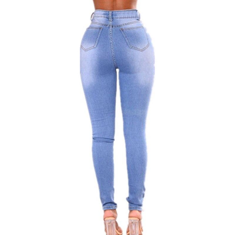 Shop Women High Waist Boyfriend Jeans JOMOBabe Official Online Store | Women Gym Clothes & Workout Wear | JOMOBabe
