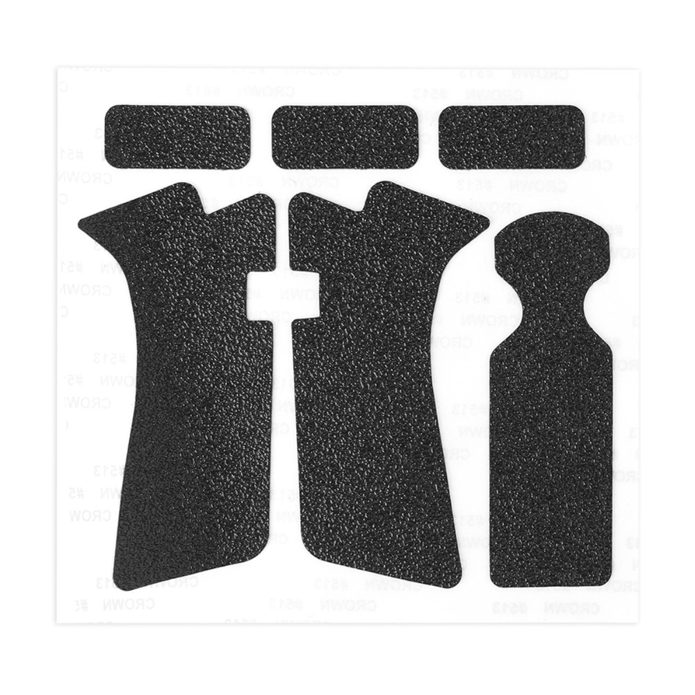 airsoft M4 tactical M4 gun AR 15 accessories rubber Grips Material Grip Wrap Tape Glove for Glock pistol for hunting (9)