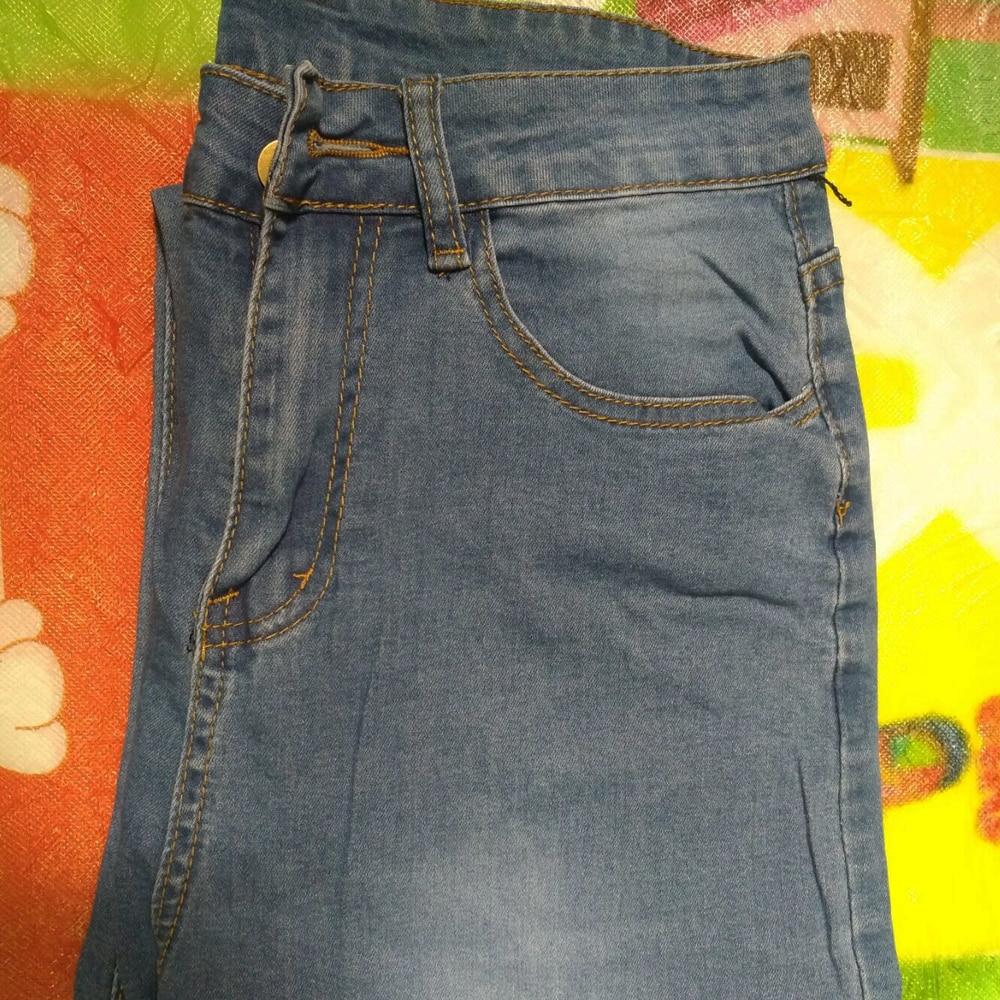 women fashion jean trousers 1