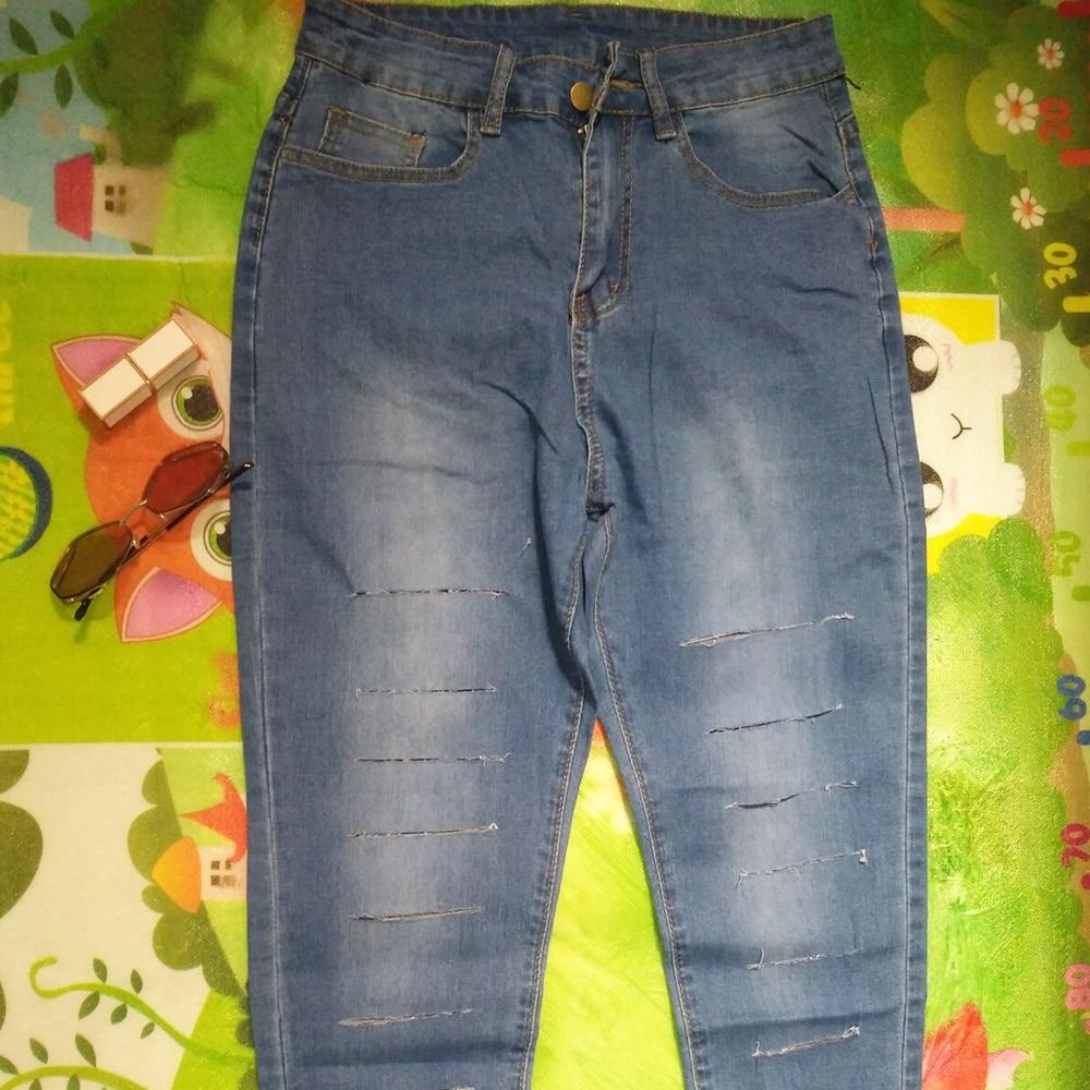 women fashion jean trousers 3