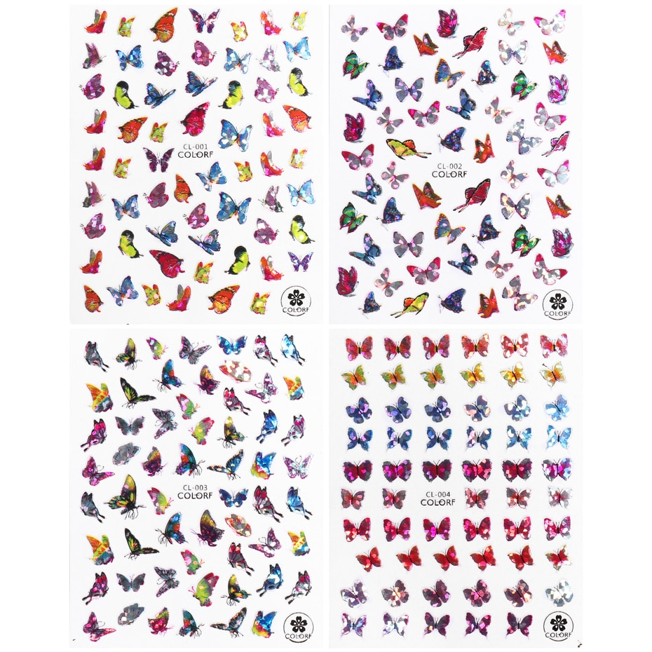 decals for nails 1-4