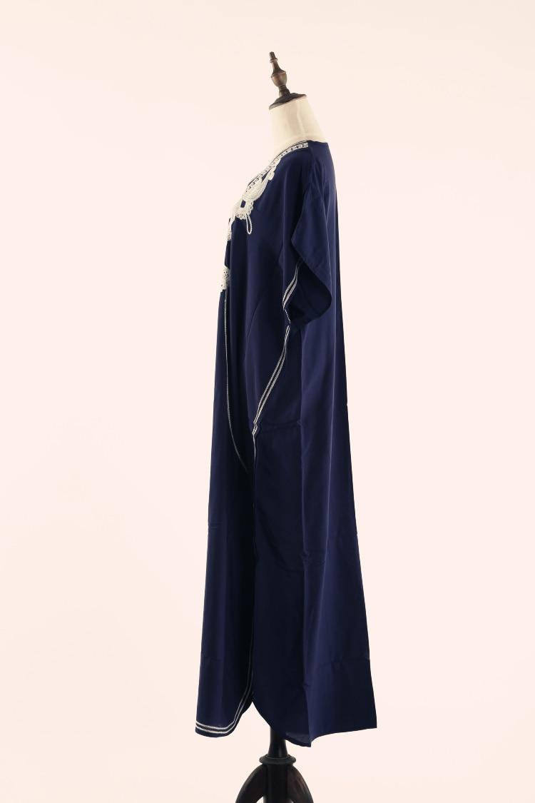 Long Dress Bikini Swimsuit Cover up Swimwear-09