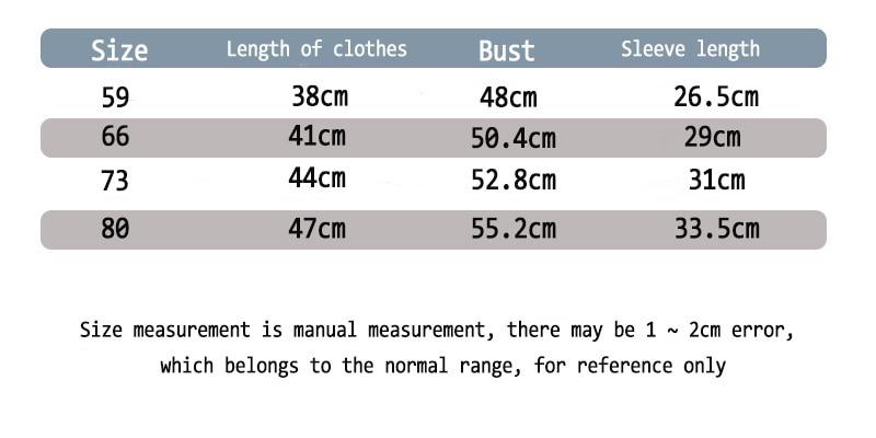衣服尺寸3