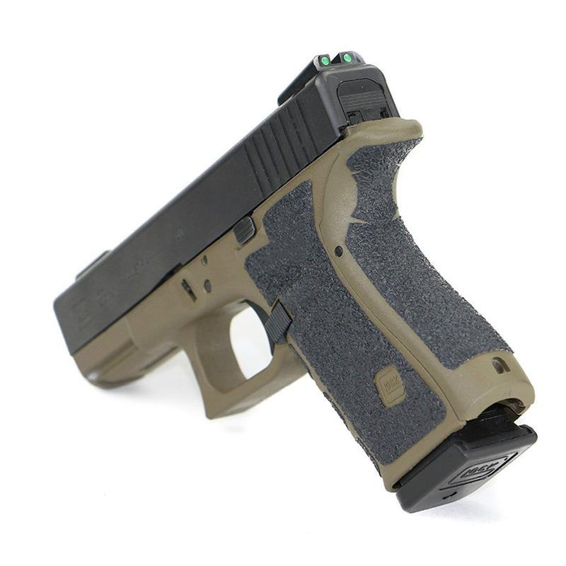 airsoft M4 tactical M4 gun AR 15 accessories rubber Grips Material Grip Wrap Tape Glove for Glock pistol for hunting (16)