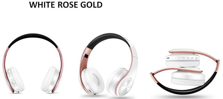 White rose gold