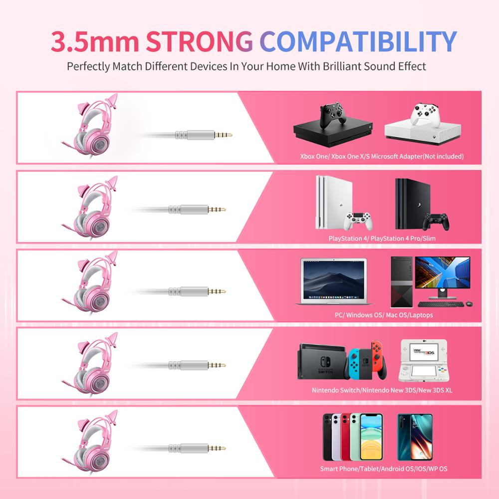 SOMIC-G951s-PS4-Pink-Cat-Ear-Noise-Cancelling-Headphones-3-5mm-Plug-Girl-Kids-Gaming-Headset (1)