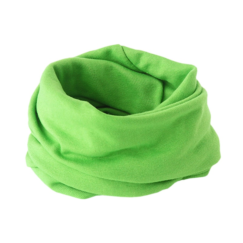 Fruit green scarf