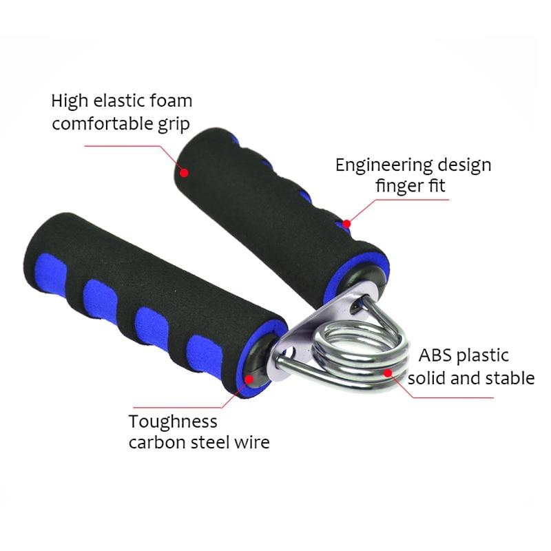 MACHKUA-Portable-Adjustable-Hand-Grip-Carpal-Expander-Gym-Exerciser-Foam-Hand-Gripper-Strengthen-Wrist-Forearm-Fitness