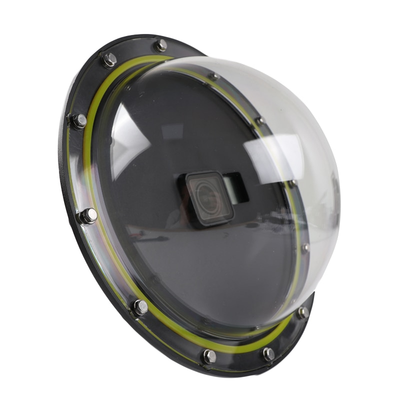 E3527-Waterproof Dome Port for GOPRO7-6
