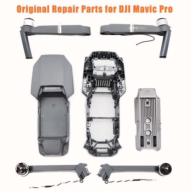 Brand-New-Original-Replacement-Motor-Arm-for-Dji-Mavic-Pro-Body-Shell-Upper-Middle-Bottom-Shell