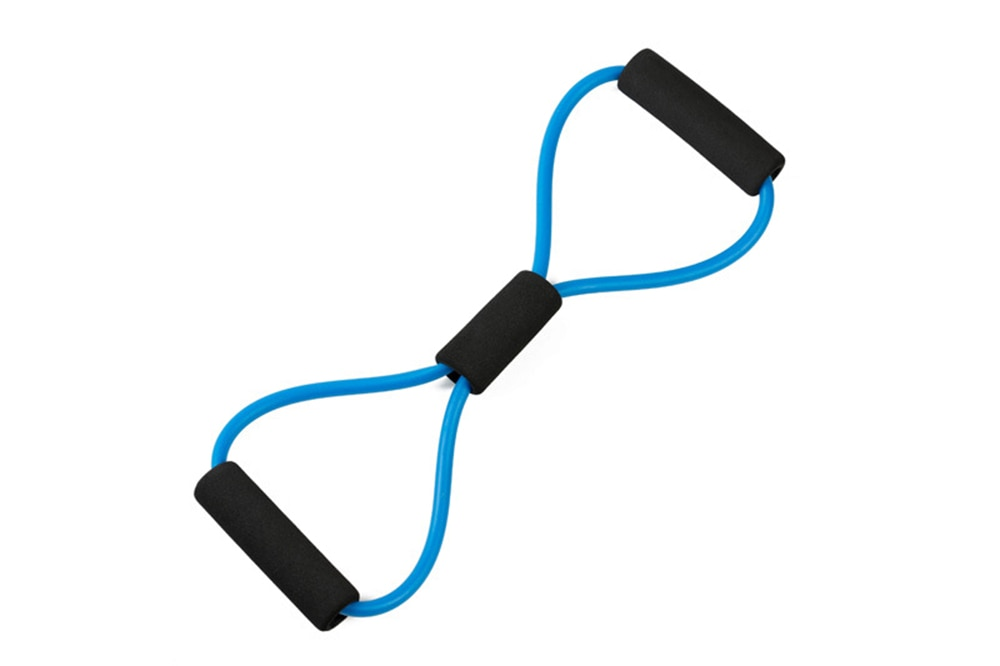 Yoga Resistance Bands Elastic Band Sports Exercise Puller 8-shaped Chest Expander  for Body Building Home Gym Fitness Equipment (11)