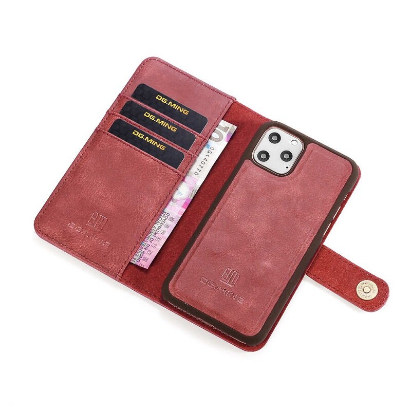 DG-Ming-Retro-Flip-Cowhide-Leather-Bifold-Wallet-Magnetic-Case-Detachable-Cover-Card-Pockets-Stand-For (3)