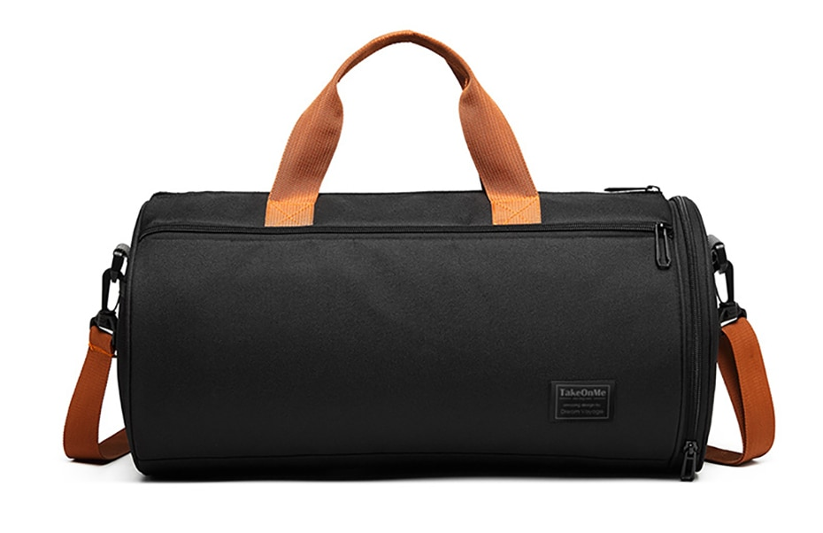 Outdoor Sports Gym Bag Multifunction Training Fitness Shoulder Bag With Shoes Pocket Travel Yoga Handbag Dry wet Swimming Bag0101