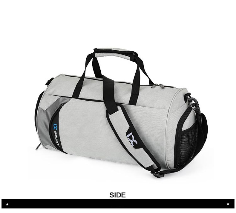 Waterproof Sport Bags Men Large Gym Bag Women Yoga Fitness Bag Outdoor Travel Luggage Hand Bag with Shoe Compartment 2019 (15)