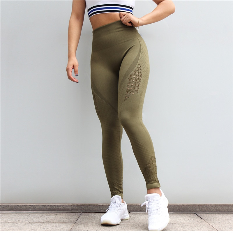 Hollow Out Leggings Womens Leggings - JOMOBabe Official Online Store | Women Workout Clothes & Activewear | JOMOBabe