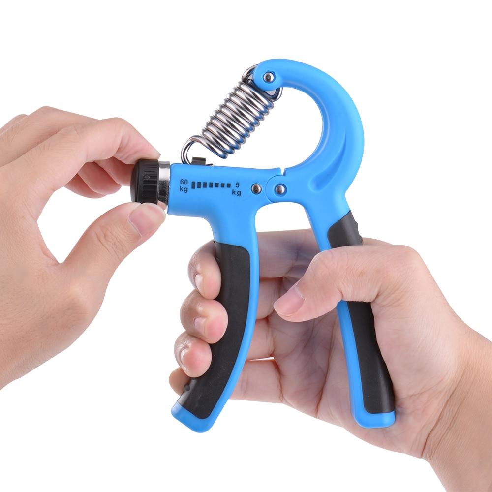 Men Hand Strengthener Adjustable Forearm Exerciser