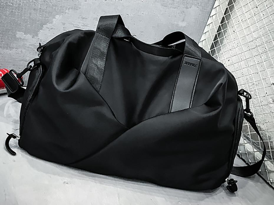 Sport Gym Bag Fitness Dry And Wet Separation Yoga Bag Waterproof Travel Shoes Handbag Women's Shoes Shoulder Bag Sports Suitcase8