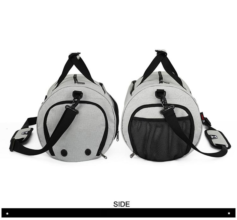 Waterproof Sport Bags Men Large Gym Bag Women Yoga Fitness Bag Outdoor Travel Luggage Hand Bag with Shoe Compartment 2019 (18)