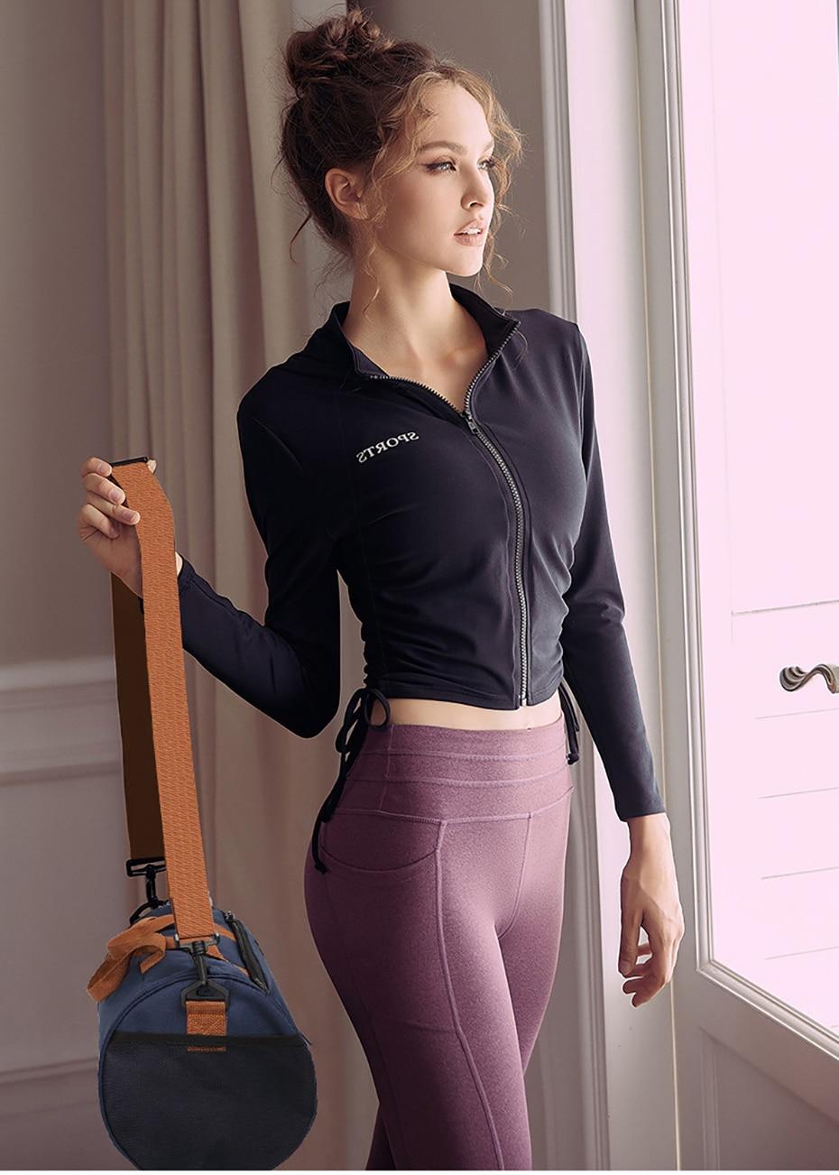 Outdoor Sports Gym Bag Multifunction Training Fitness Shoulder Bag With Shoes Pocket Travel Yoga Handbag Dry wet Swimming Bag0109