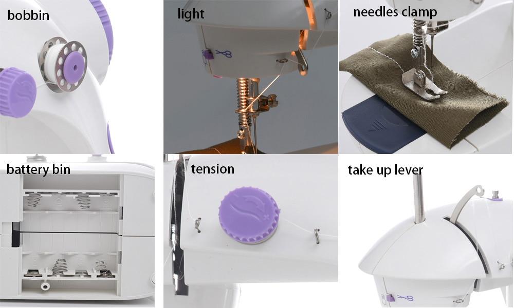 sewing machine g
