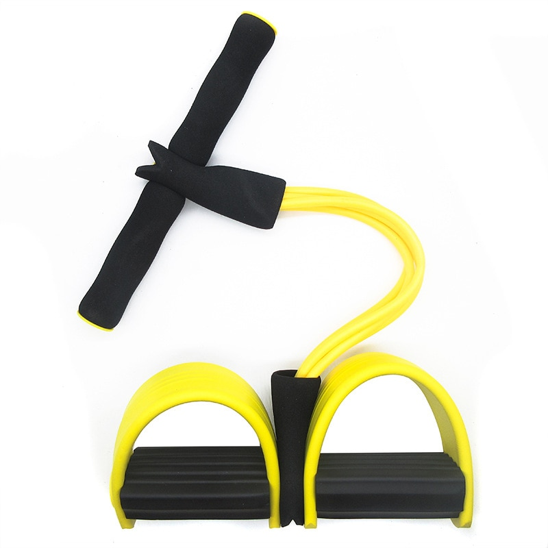 Fitness Resistance Bands Elastic Pull Ropes Exerciser