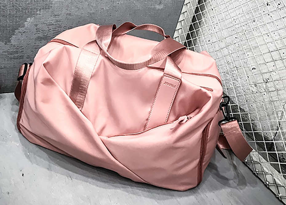 Sport Gym Bag Fitness Dry And Wet Separation Yoga Bag Waterproof Travel Shoes Handbag Women's Shoes Shoulder Bag Sports Suitcase2