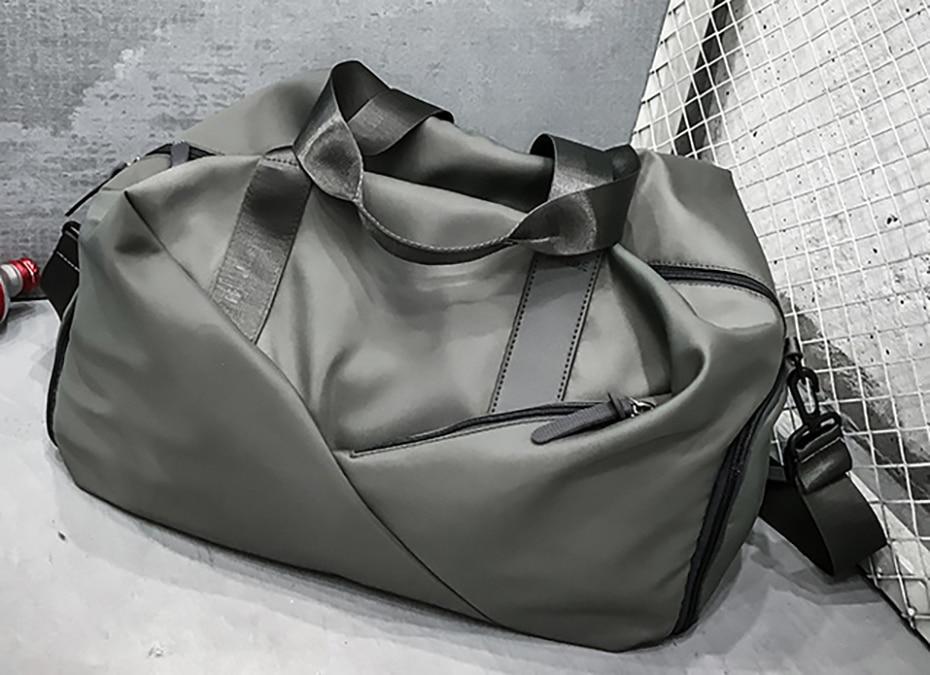 Sport Gym Bag Fitness Dry And Wet Separation Yoga Bag Waterproof Travel Shoes Handbag Women's Shoes Shoulder Bag Sports Suitcase16