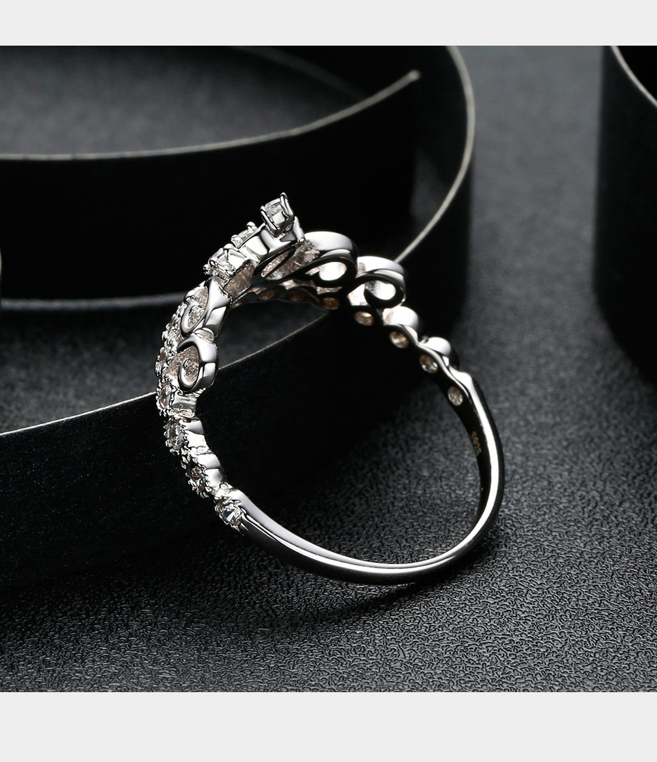 925 silver rings-princess accessories -gifts for women her