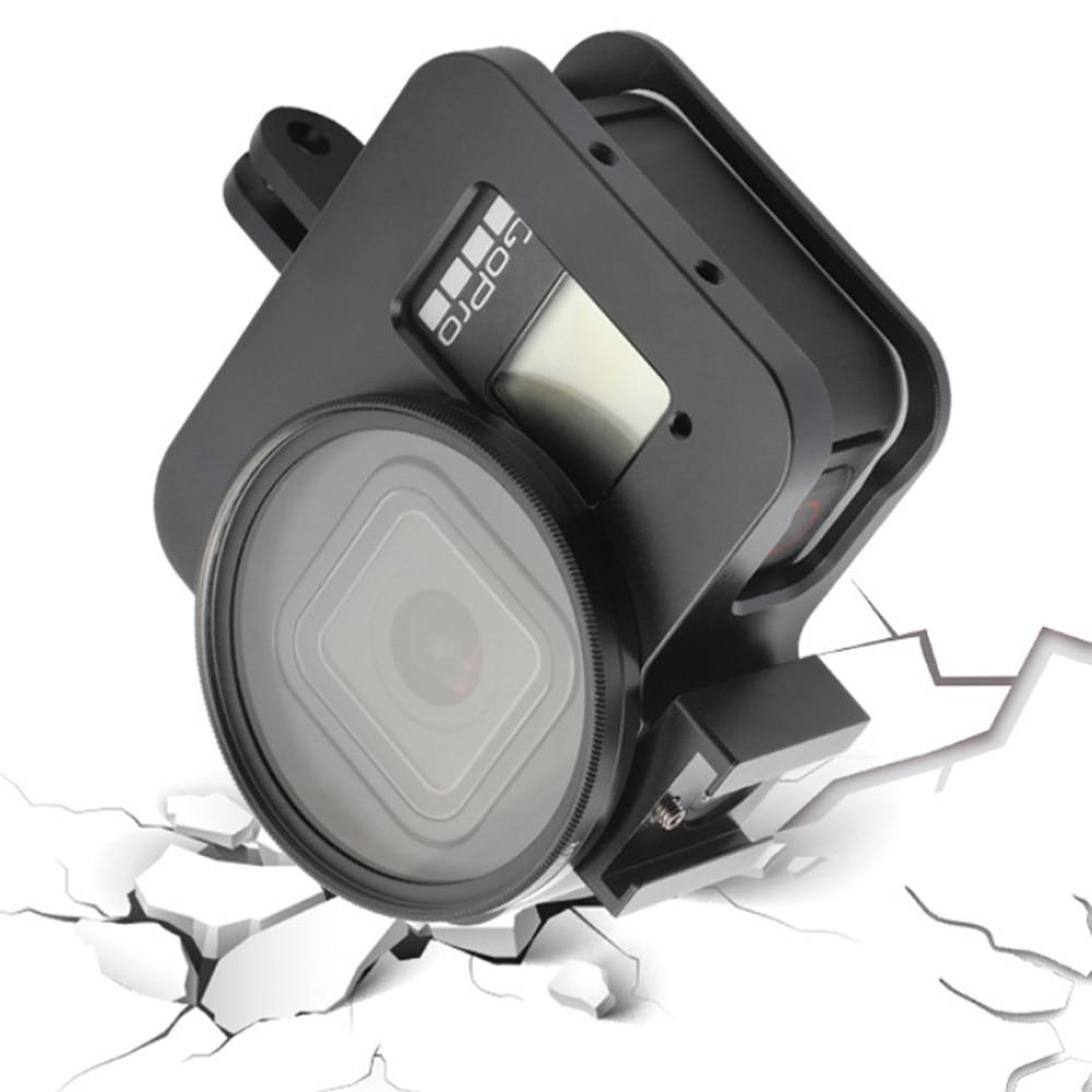 E7862-Aluminum Alloy Case for Gopro 8-2