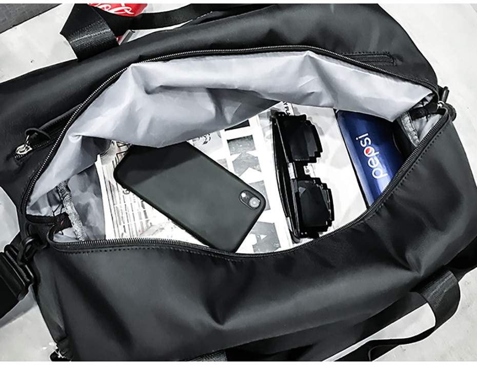 Sport Gym Bag Fitness Dry And Wet Separation Yoga Bag Waterproof Travel Shoes Handbag Women's Shoes Shoulder Bag Sports Suitcase25
