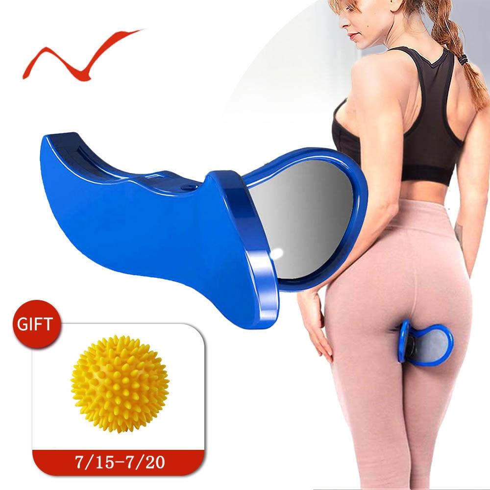 Pelvic Floor Muscle Inner Thigh Exerciser Hip Trainer Butt