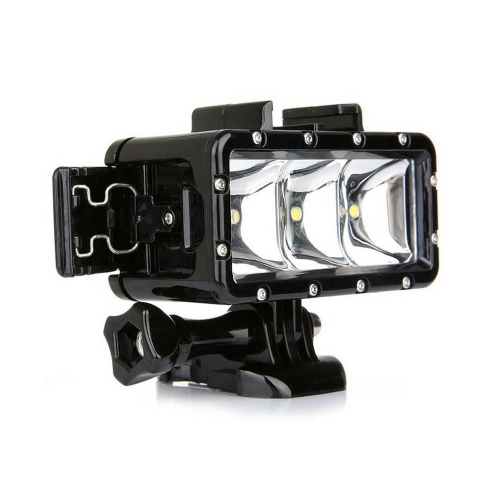 E3662-Waterproof LED Light for SJCAM-A